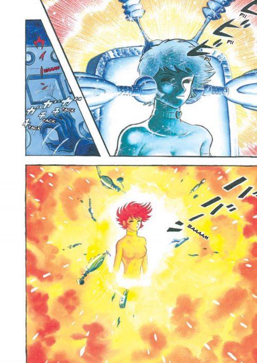 Lo scienziato Hakase Kisaragi crea in laboratorio la sua figlia robot.