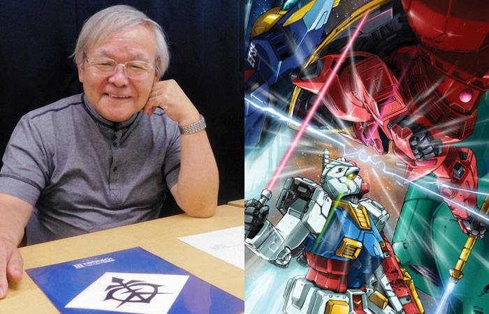 Un remake della prima serie animata di Gundam è possibile, parola di YAS