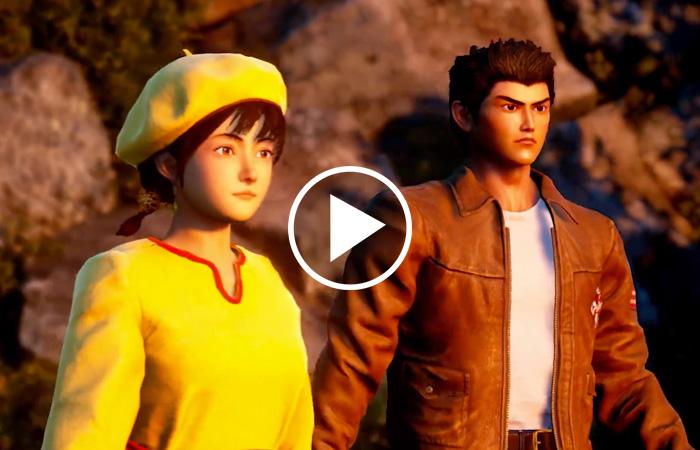 Shenmue III, il primo teaser trailer è online