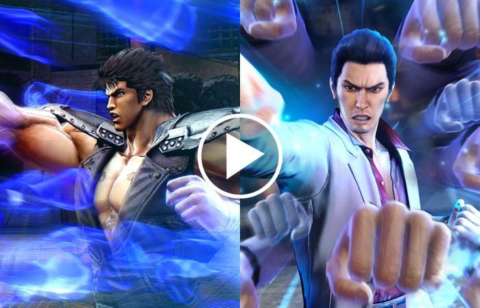 Hokuto ga Gotoku: Ken il guerriero debutterà su PlayStation 4 il 22 febbraio 2018 in Giappone