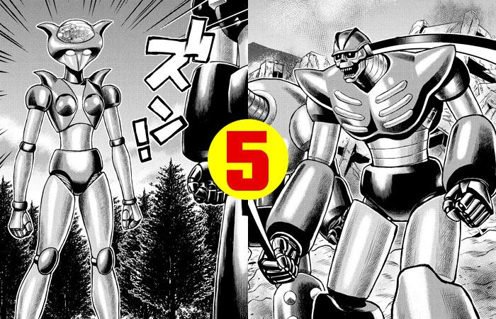 Mazinger Z Alter Ignition: il quinto capitolo del manga illustrato da Yu Kinutani è online