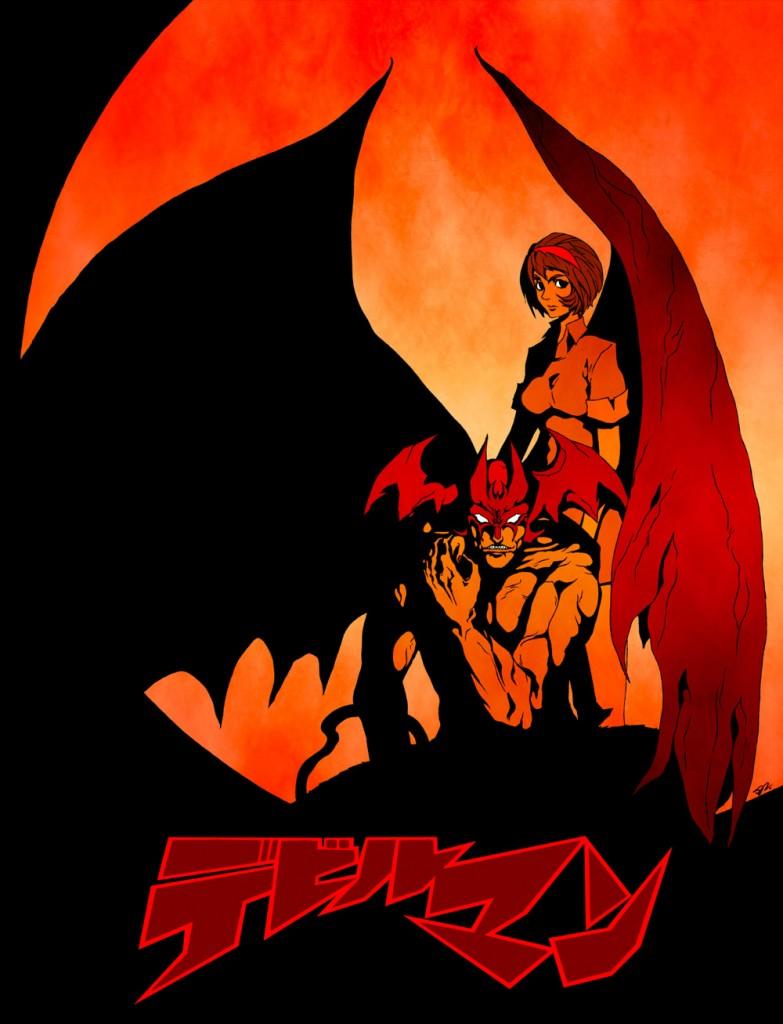 Devilman e Miki