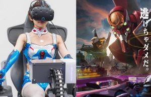 Evangelion VR: The Throne of Souls, pilotare un'Unità Eva è realtà (Virtuale)