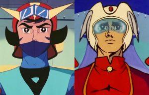 Alcor, Ryo Kabuto, Koji Kabuto: gemelli diversi o unico, immortale, eroe sotto mentite spoglie?