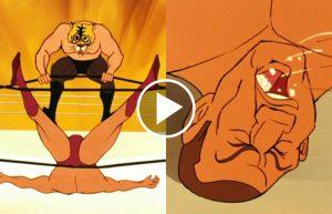 L'Uomo Tigre: il primo combattimento in un video (non adatto ai più impressionabili)