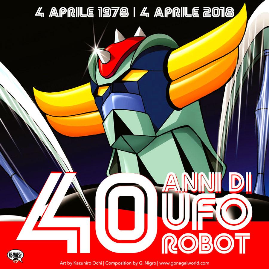 Anni di ufo robot goldrake in italia