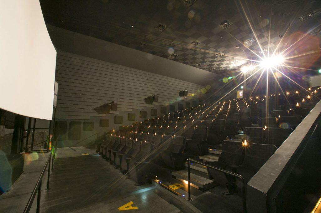 Cowboy Bebop al cinema in Giappone.
