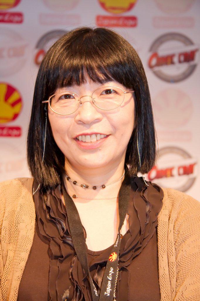 Akemi Takada al Japan Expo nel 2009.