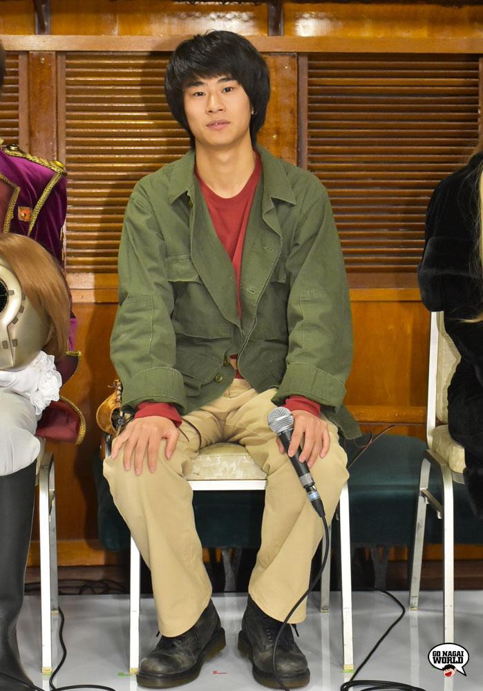 Galaxy Live Drama, Tetsuro Hoshino.