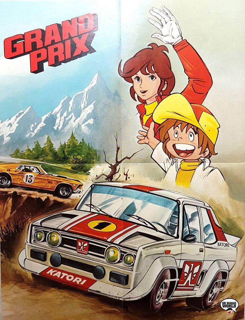 Grand Prix e il campionissimo è il soggetto del Poster Tivù #12.
