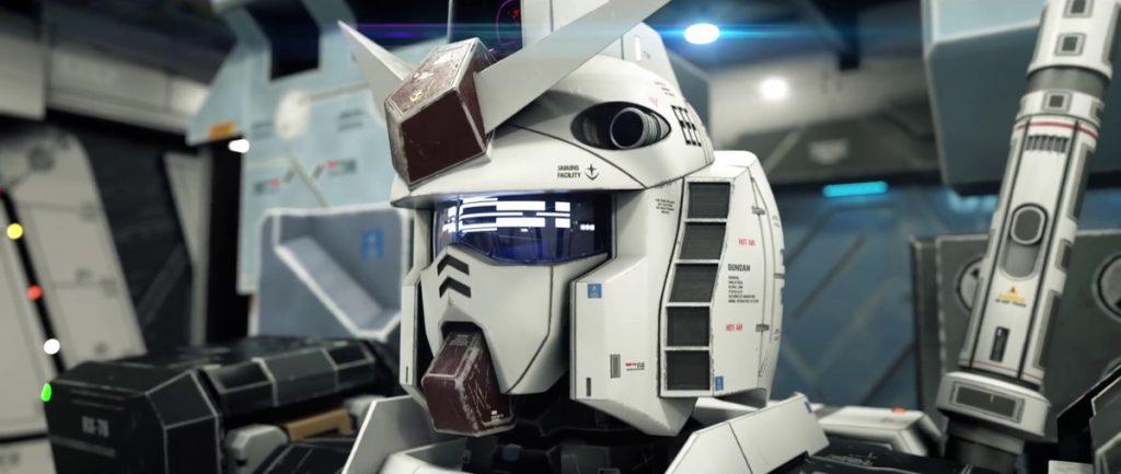 Gundam episodio 0: le immagini.