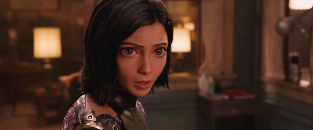 Alita, l'angelo della battaglia: il secondo trailer in italiano.