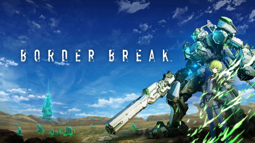 Border Break per PlayStation 4.