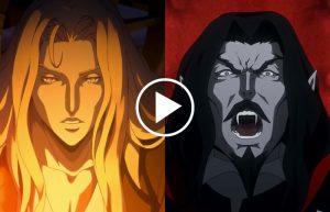 Castlevania, la serie animata: il trailer della seconda stagione è online