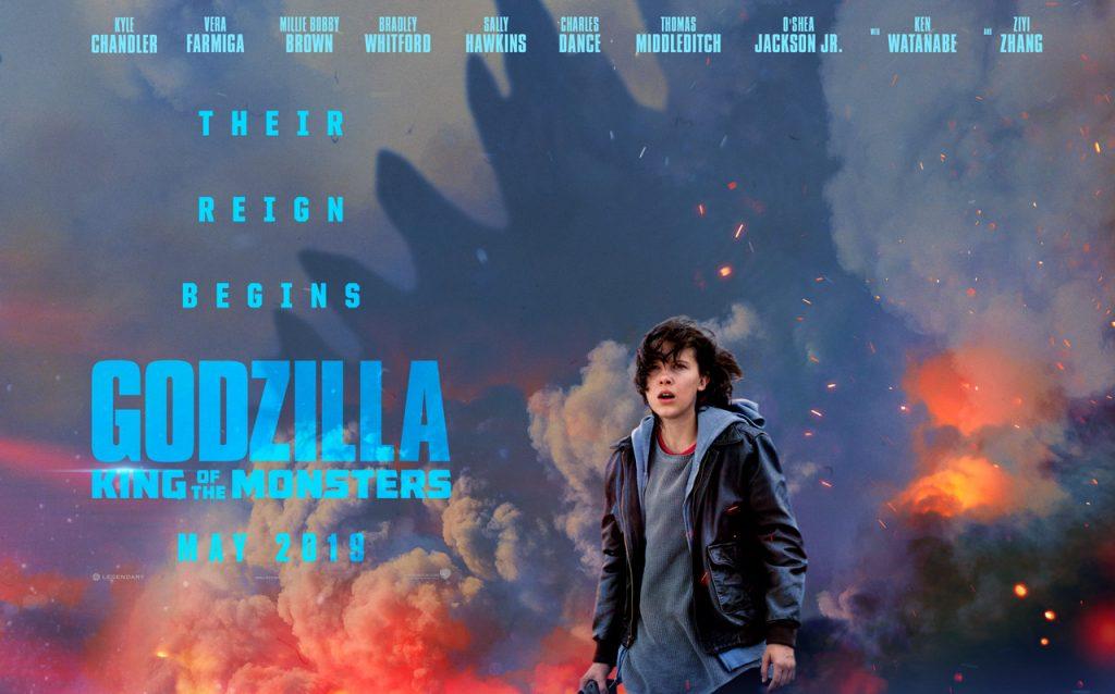 Godzilla II, il trailer.