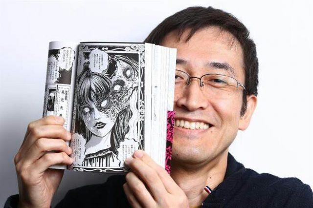 Junji Ito.