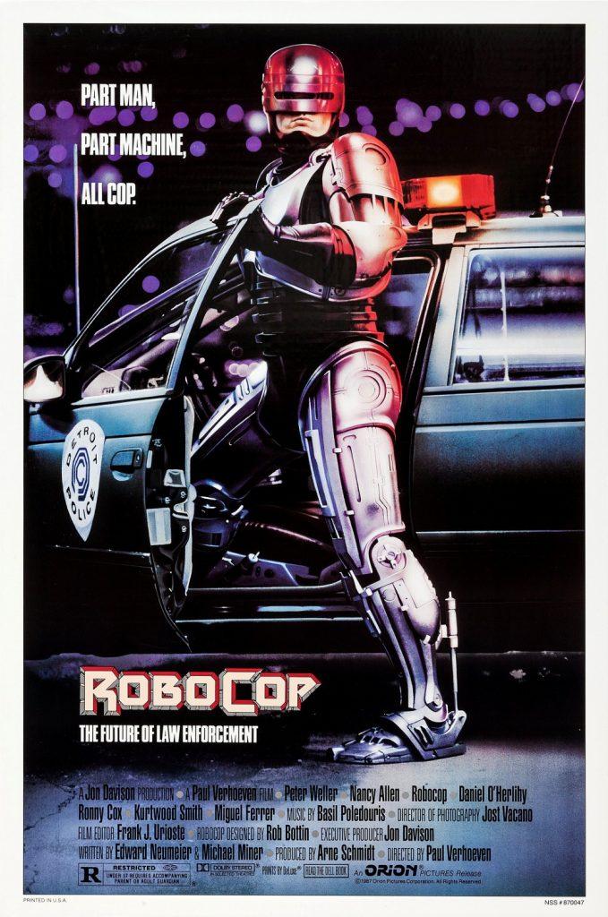 RoboCop Returns.