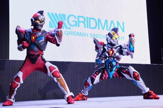 SSSS.Gridman, svelati i nuovi personaggi.