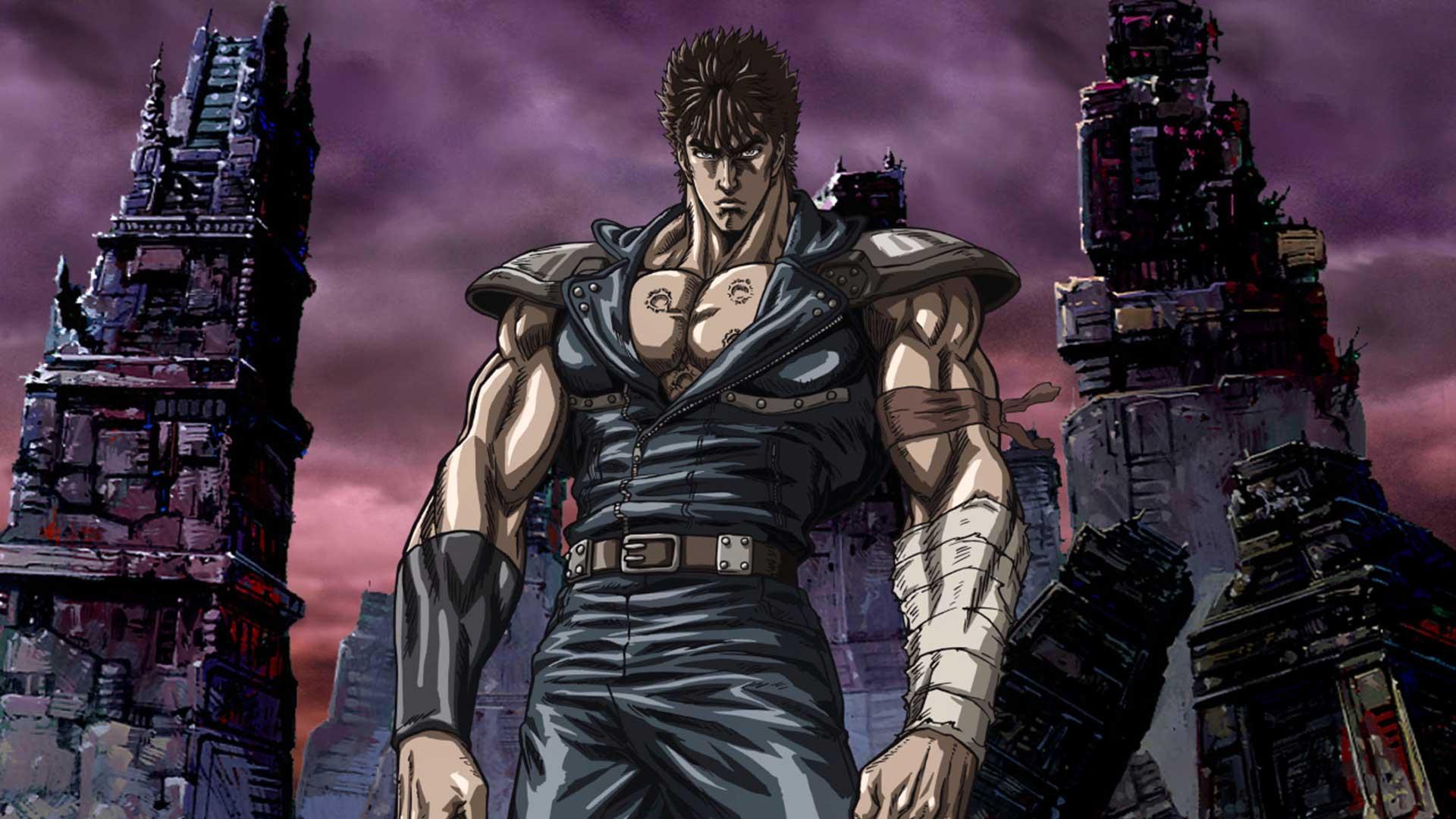 Ken il guerriero –La leggenda di Hokuto.