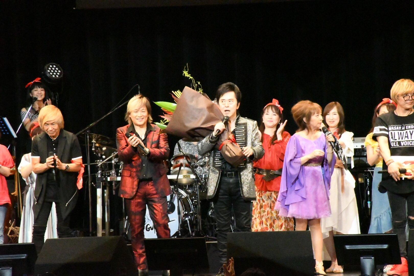 Ichiro Mizuki live.