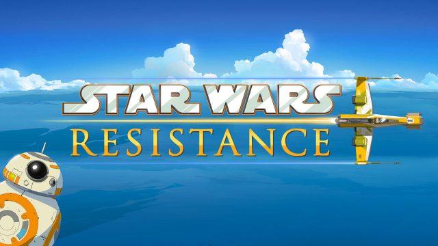 Star Wars: Resistance, la prima immagine promozionale.