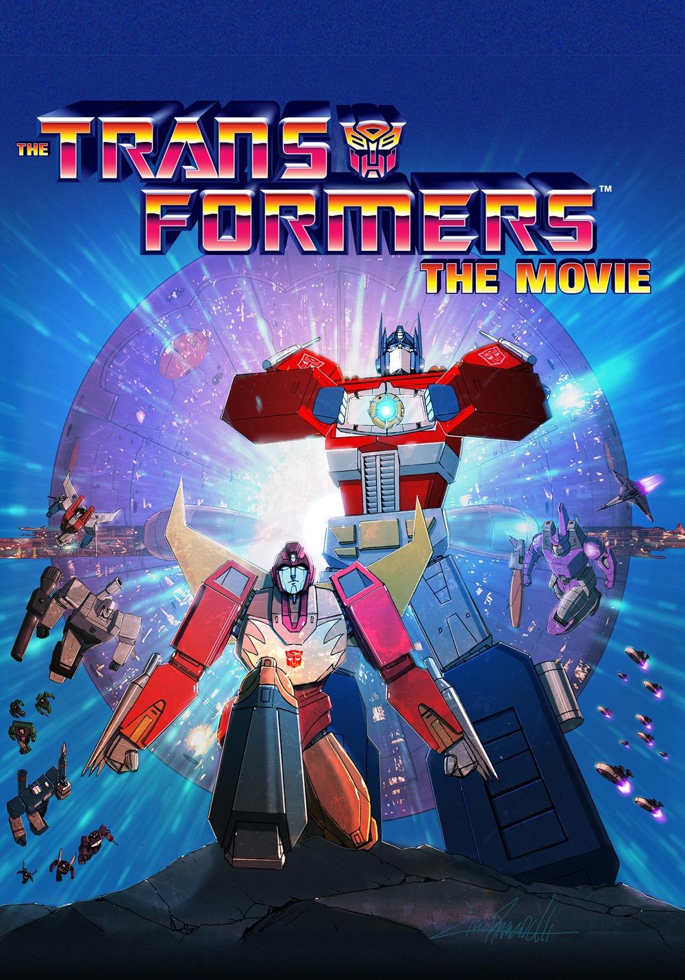 Transformers The Movie Torna Nelle Sale Cinematografiche