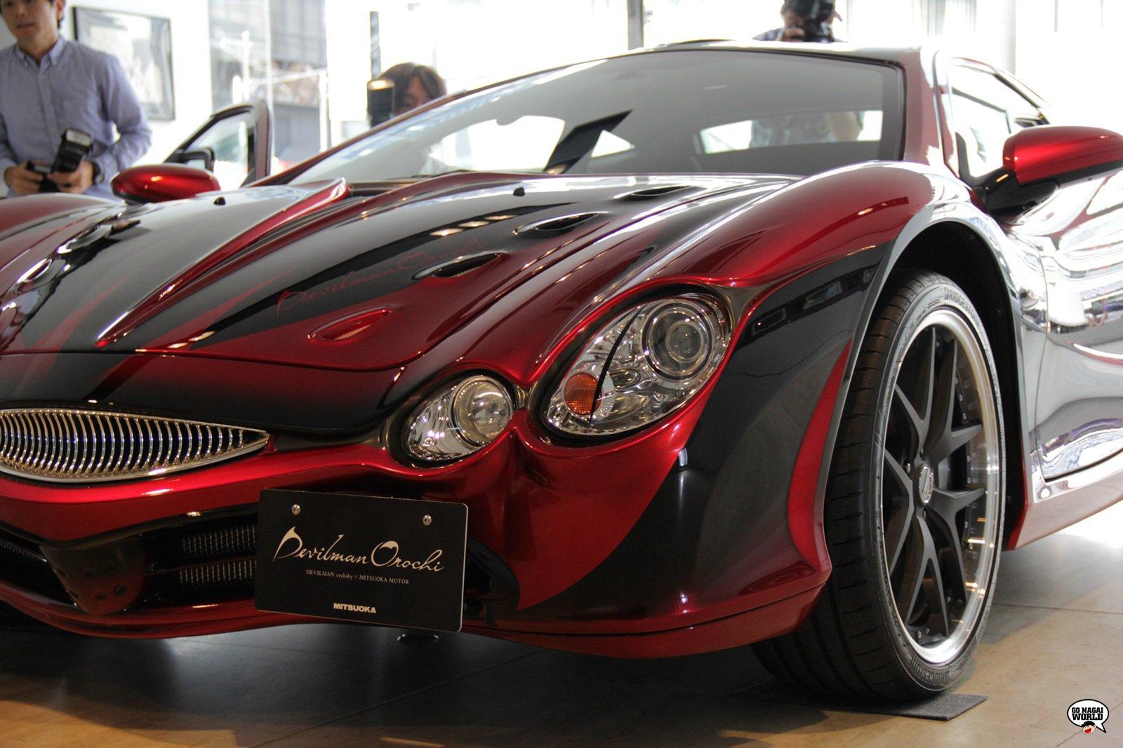 Devilman Orochi di Mitsuoka Motors