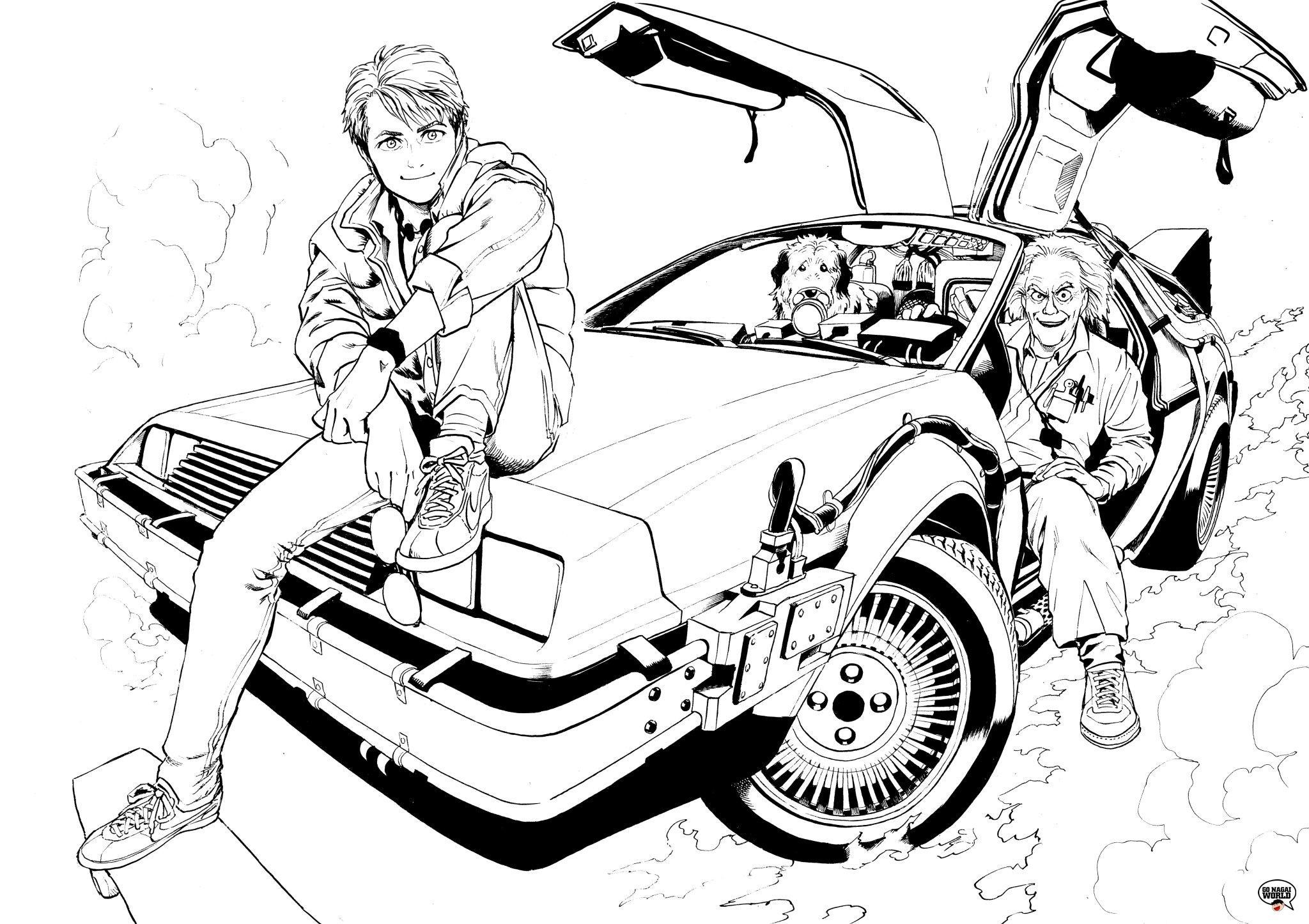 Ritorno al futuro: il manga è stato cancellato.