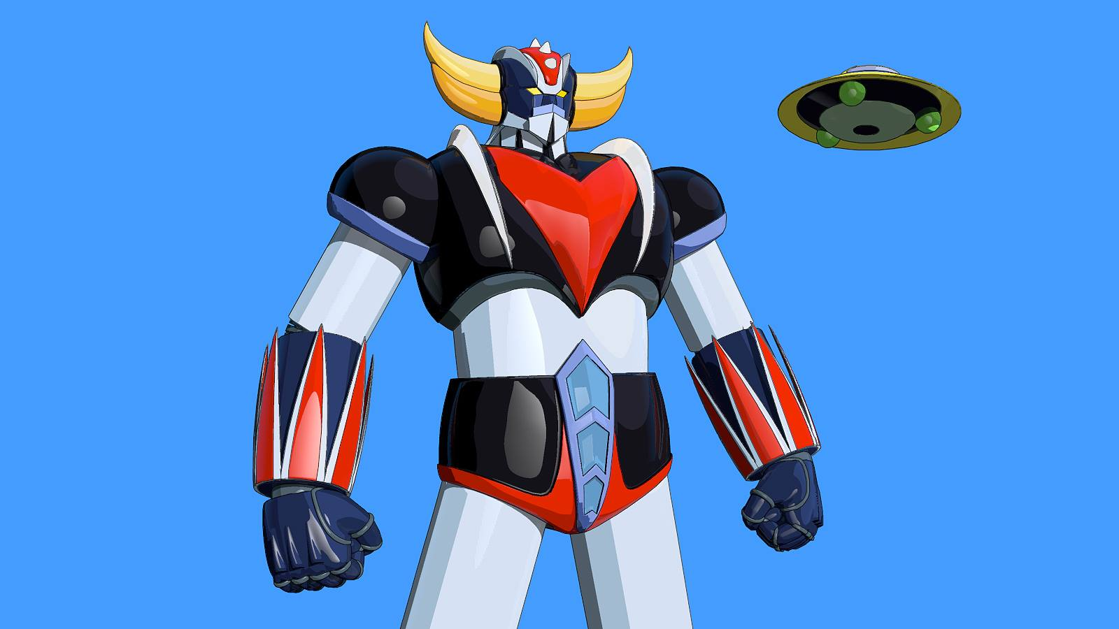 Goldrake cartoni animati goldrake grande mazinga jeeg robot