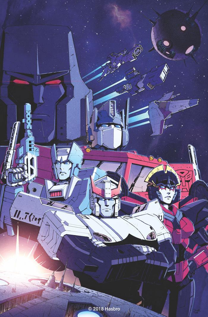 Hasbro Annuncia Il Rilancio A Fumetti Dei Transformers