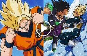 Dragon Ball Super: Broly, ecco il trailer italiano del film prodotto da Toei Animation
