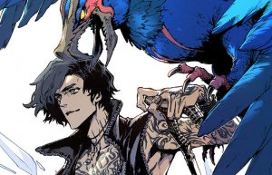 Un manga (online) per Devil May Cry 5