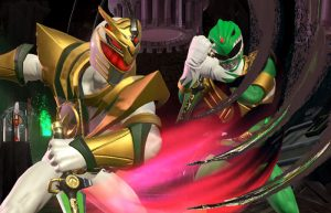 Power Rangers: Battle for the Grid, il gameplay trailer è online