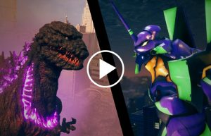 Godzilla Vs. Evangelion the Real 4-D: il trailer è online
