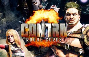 Konami annuncia Contra: Rogue Corps per console e PC