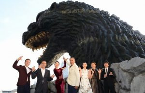 Godzilla II: King of the Monsters debutta al primo posto in Giappone
