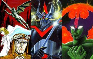 Sei manga di Go Nagai disponibili gratuitamente online grazie a ebook Japan