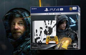 Death Stranding: annunciato il bundle in edizione limitata con PlayStation 4 Pro