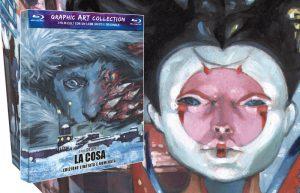 La Cosa e Ghost in the Shell nella Graphic Art Collection di Universal Italia