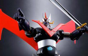 GX-02R Great Mazinger: una ristampa per il Soul of Chogokin di Bandai in occasione della Nagai GO Ten Exhibition