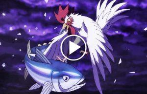 Polli contro tonni in uno spot giapponese con le voci di Kenshiro e Piccolo