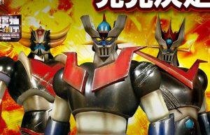 Ultimate Shingami Battle Damage version: le statue di JUNGLE commemorano i 50 anni di carriera di Go Nagai