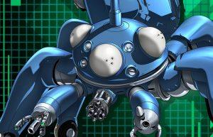 I robot tachikoma di Ghost in the Shell a spasso con i GPS di MaPlus