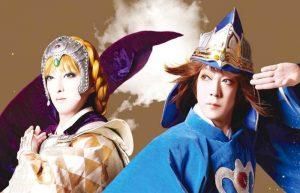 Nausicaä della Valle del vento – Kabuki stage play: ecco la locandina dello spettacolo con le attrici protagoniste