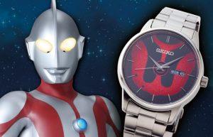 È l'ora di Ultraman con l'orologio commemorativo dedicato al capostipite degli eroi tokusatsu