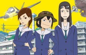 L'adattamento anime del manga Keep Your Hands Off Eizouken! debutterà su Crunchyroll nel 2020