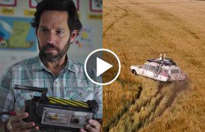 Ghostbusters Legacy: il primo trailer (in italiano) è online