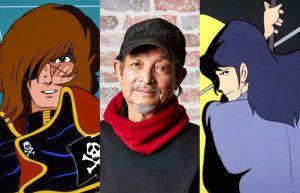 Addio a Makio Inoue, voce di Capitan Harlock e Goemon Ishikawa XIII in Lupin III