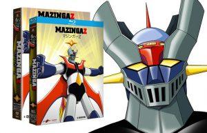 Mazinga Z in Blu-ray e DVD: il quarto box di Anime Factory disponibile dal 12 dicembre