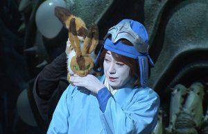 Nausicaä della Valle del vento – Kabuki stage play: la prova generale in un video